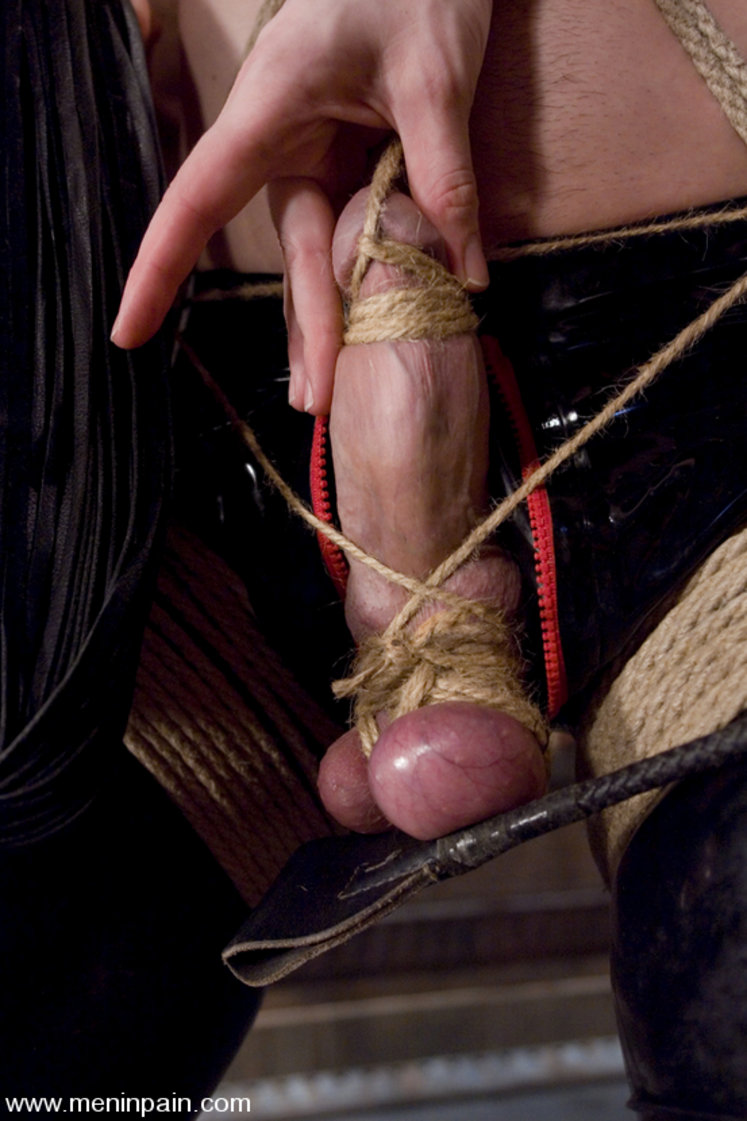 Bdsm genital anal torture photos 424